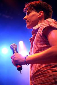 2007-09-07 - Håkan Hellström spelar på Liseberg, Göteborg