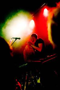 2007-10-13 - Timo Räisänen spelar på Stadshuset, Sundsvall