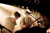 2007-10-17 - Those Dancing Days spelar på Debaser Slussen, Stockholm