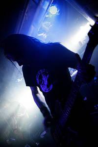 2007-11-10 - Mustasch spelar på Bandit the boat 4, Stockholm