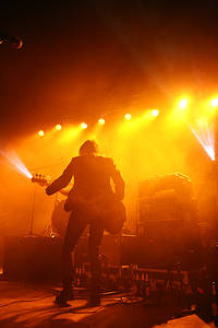 2008-02-27 - Eskobar spelar på Factory, Stockholm