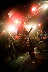 2008-05-01 - Graveyard spelar på Debaser Slussen, Stockholm
