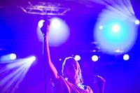 2008-05-23 - Veronica Maggio spelar på Debaser Medis, Stockholm