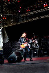 2008-06-06 - Ace Frehley spelar på Sweden Rock Festival, Sölvesborg