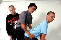 2008-06-26 - Rockfotostudion spelar på West Coast Riot, Göteborg