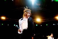 2008-06-28 - The (International) Noise Conspiracy spelar på Peace & Love, Borlänge