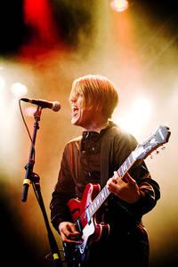 2008-07-17 - Markus Krunegård performs at Trästockfestivalen, Skellefteå