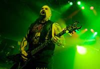 2008-11-22 - Slayer performs at Lisebergshallen, Göteborg