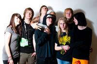2009-04-11 - Rockfotostudion spelar på Idrottshallen, Vänersborg