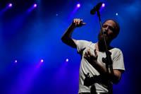 2009-05-09 - David Sandström Overdrive spelar på NorrlandsOperan, Umeå