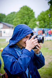 2009-05-29 - Områdesbilder performs at Siesta!, Hässleholm