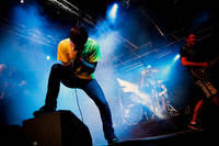 2009-06-25 - Parkway Drive spelar på West Coast Riot, Göteborg