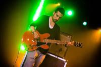 2009-06-26 - Govenor Andy spelar på Peace & Love, Borlänge
