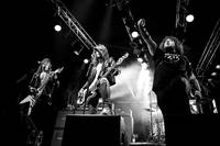 2009-06-26 - Bullet performs at Metaltown, Göteborg