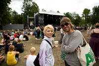 2009-07-10 - Områdesbilder performs at Hultsfredsfestivalen, Hultsfred