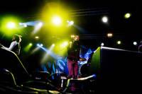 2009-07-16 - The (International) Noise Conspiracy spelar på Trästockfestivalen, Skellefteå