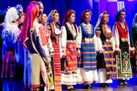 2009-10-09 - Bulgarian Voices spelar på Uppsala Konsert & Kongress, Uppsala