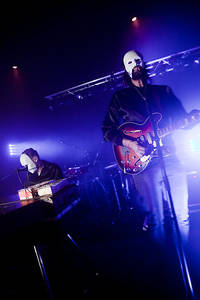 2009-11-27 - Miike Snow performs at Parken, Göteborg