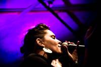 2010-03-26 - Cleo spelar på Umeå Open, Umeå