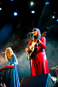 2010-04-01 - First Aid Kit performs at Södra Teatern, Stockholm