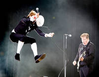 2010-06-17 - The Hives performs at West Coast Riot, Göteborg