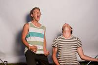 2010-07-01 - Rockfotostudion spelar på Peace & Love, Borlänge