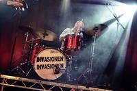 2010-07-03 - Invasionen performs at Peace & Love, Borlänge