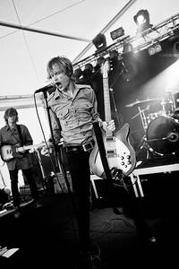 2010-07-09 - Invasionen performs at Stadsfesten, Skellefteå