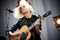2010-08-14 - Anna Ternheim performs at Way Out West, Göteborg