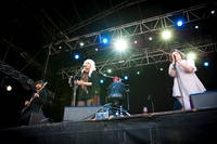 2010-08-28 - The Concretes spelar på Popaganda, Stockholm