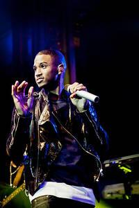 2011-04-20 - Trey Songz spelar på Berns, Stockholm