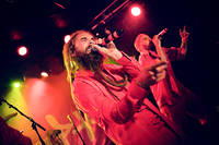 2011-04-28 - Looptroop Rockers performs at Debaser Hornstulls Strand, Stockholm