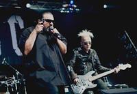 2011-05-14 - Dr Midnight and The Mercy Cult performs at Metallsvenskan, Örebro