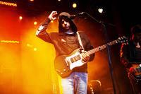 2011-06-29 - Marigold spelar på Peace & Love, Borlänge