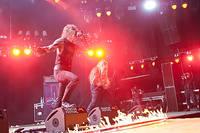 2011-06-30 - 1349 spelar på Roskildefestivalen, Roskilde