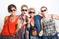 2011-07-01 - Rockfotostudion spelar på Peace & Love, Borlänge
