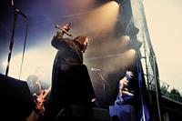 2011-07-29 - Equinox ov the Gods spelar på Storsjöyran, Östersund