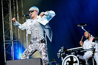 2011-08-12 - Robyn performs at Way Out West, Göteborg