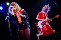 2011-08-11 - Those Dancing Days spelar på Way Out West, Göteborg