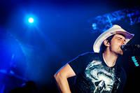2011-08-27 - Brad Paisley spelar på Lisebergshallen, Göteborg