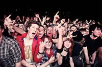 2011-11-18 - In Flames spelar på Hovet, Stockholm