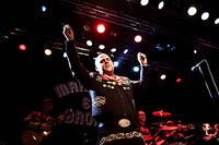 2011-12-10 - The Bronx mariachi El bronx spelar på Debaser Medis, Stockholm