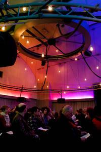 2012-01-21 - The Micro Modular Quartet performs at Audiorama, Stockholm