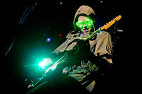 2012-02-17 - Les Big Byrd performs at ByLarm, Oslo