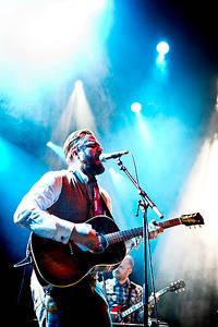2012-02-17 - Mugison spelar på ByLarm, Oslo