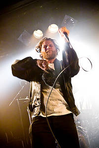 2012-02-17 - Turboweekend performs at ByLarm, Oslo