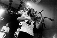 2012-02-18 - Den Svenska Björnstammen performs at ByLarm, Oslo
