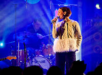 2012-02-18 - Anna Järvinen performs at ByLarm, Oslo