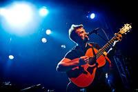 2012-02-18 - Mikhael Paskalev spelar på ByLarm, Oslo