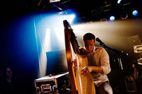 2012-03-10 - Active Child spelar på Debaser Slussen, Stockholm